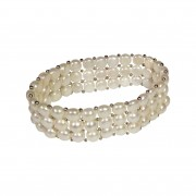 great gatsby white bracelet