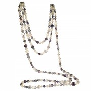 72 inch pearl necklace